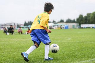 子どものスポーツ