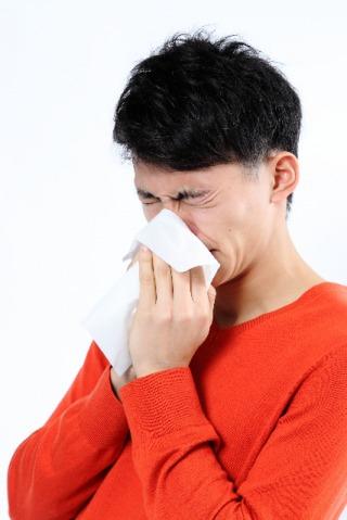 花粉症の鼻炎症状