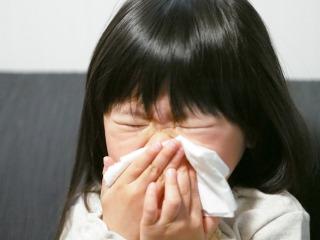 子どもの花粉症