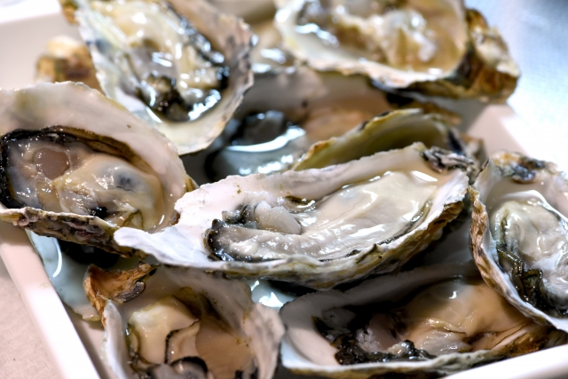 牡蠣に含まれる亜鉛