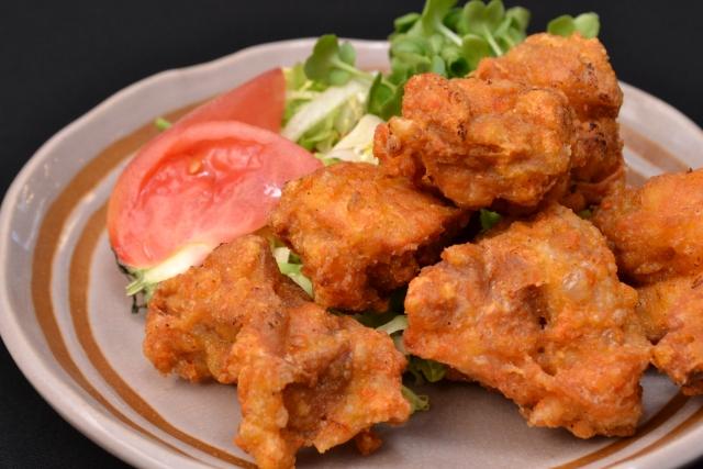 鶏肉に含まれるアルギニン