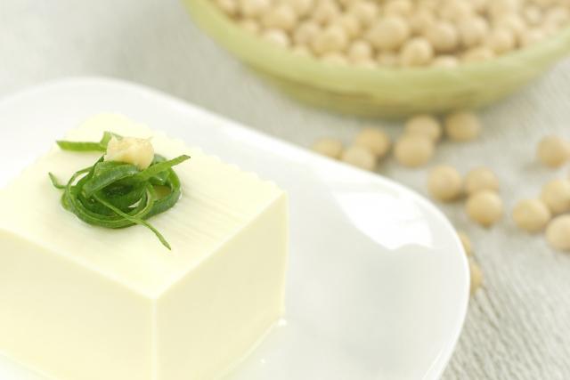 豆腐に含まれるたんぱく質
