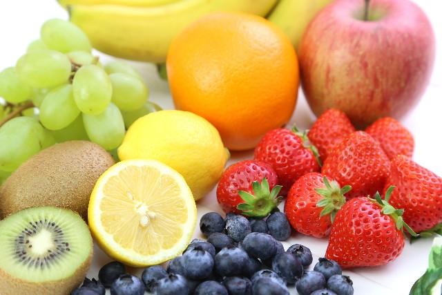 果物に含まれるビタミンC